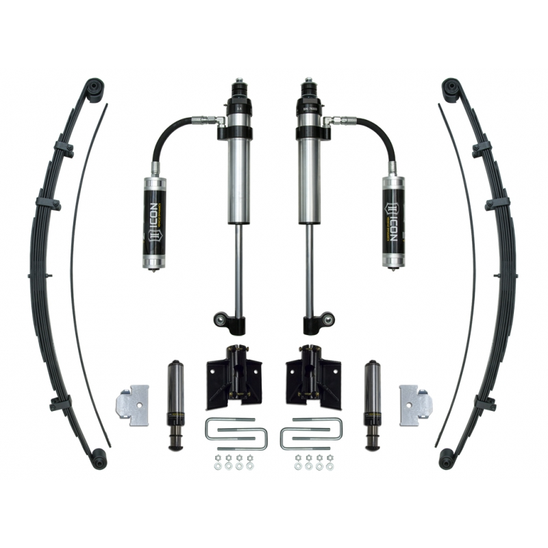 2005-UP Toyota Tacoma RXT Rear Suspension System - Stage 1