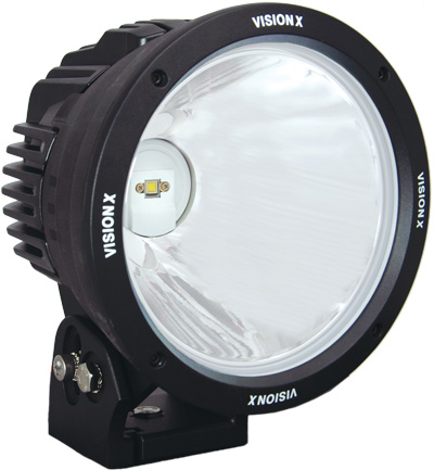 "8.7"" CANNON BLACK 1 90W LED 10? NARROW"
