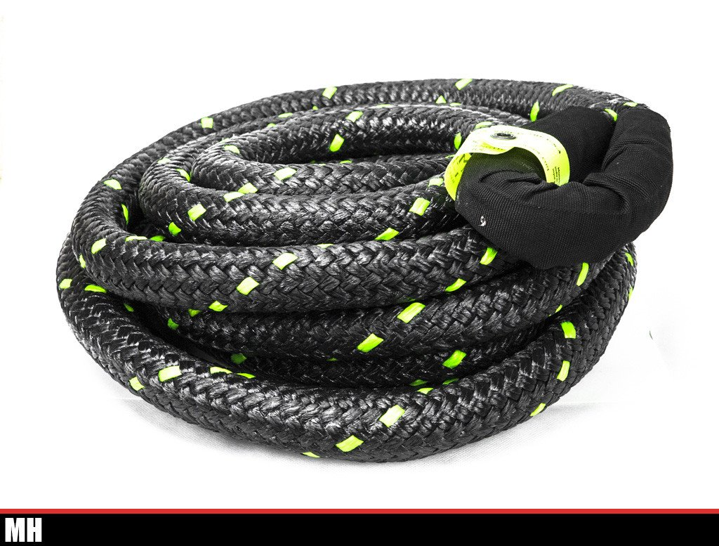 "Monster Hook Rope (1 1/4"") Rated at 59,000lbs"