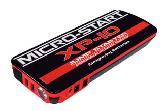 Micro-Start XP10 Power to start V8 truck & diesels
