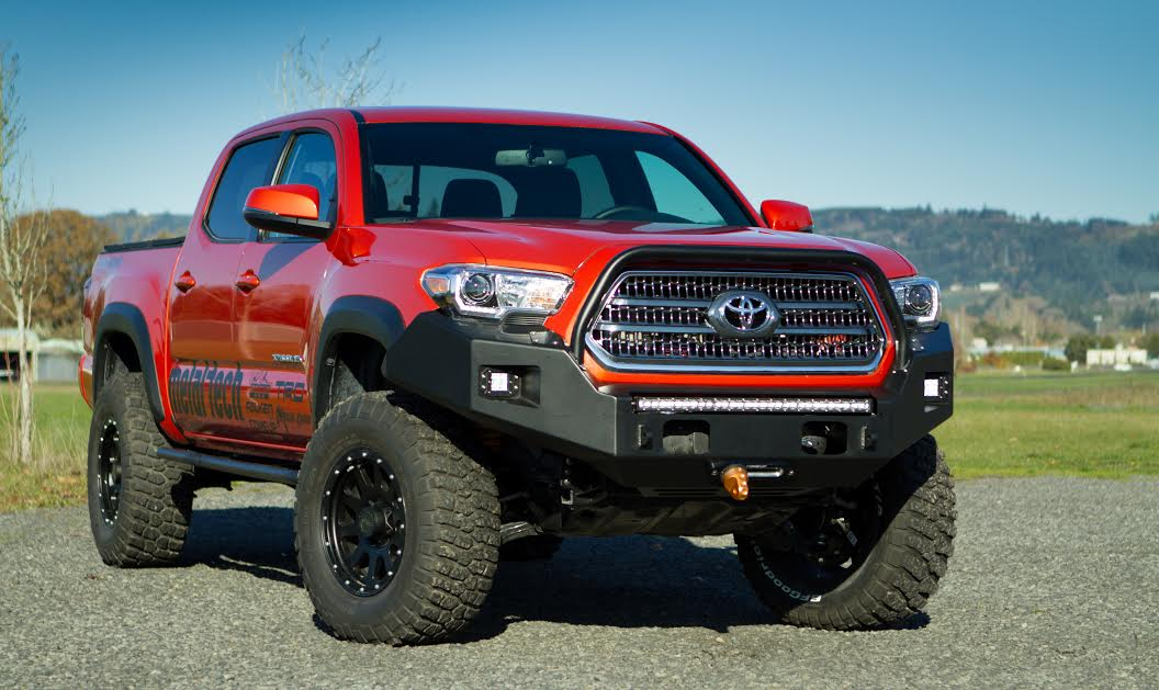 MT TACO3G 32100 bumpers pure tacoma accessories, parts and accessories for your 2002 Tacoma Off-Road Bumper at nearapp.co