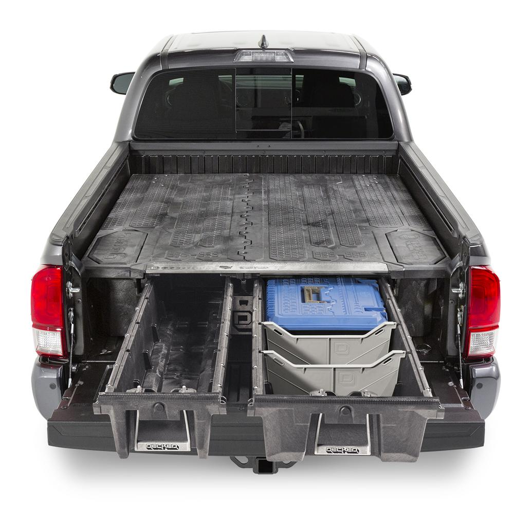 DECKED Toyota Tacoma 2005-Current 61 in. Bed Length