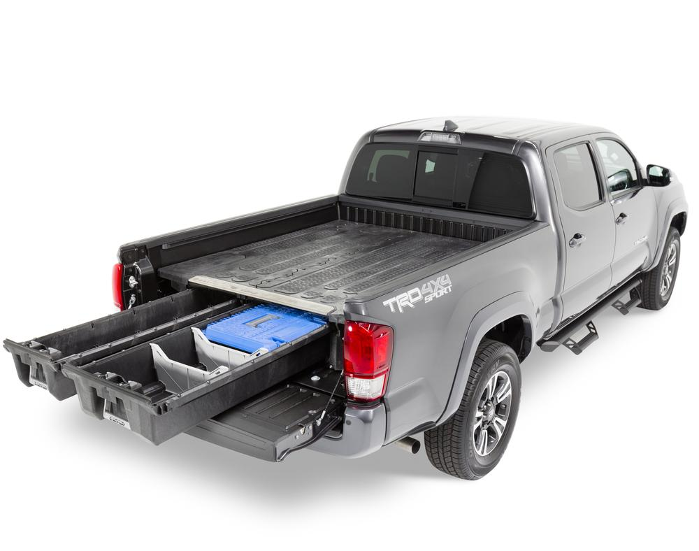 DECKED Toyota Tacoma 2005 Current 61 In. Bed Length