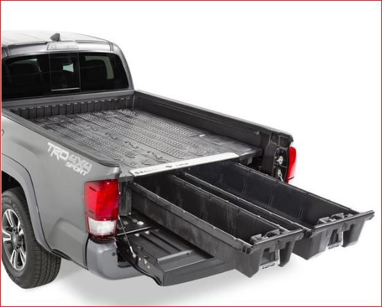DECKED Cargo System 6.1' Long Bed - 2005+