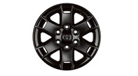 16 inch Alloy Wheel Baja - 2014&2015 - Glossy Black