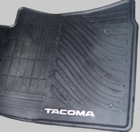 All Weather Floor Mats 2 piece set Reg. Cab