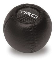 TRD Shift Knob Round, Leather