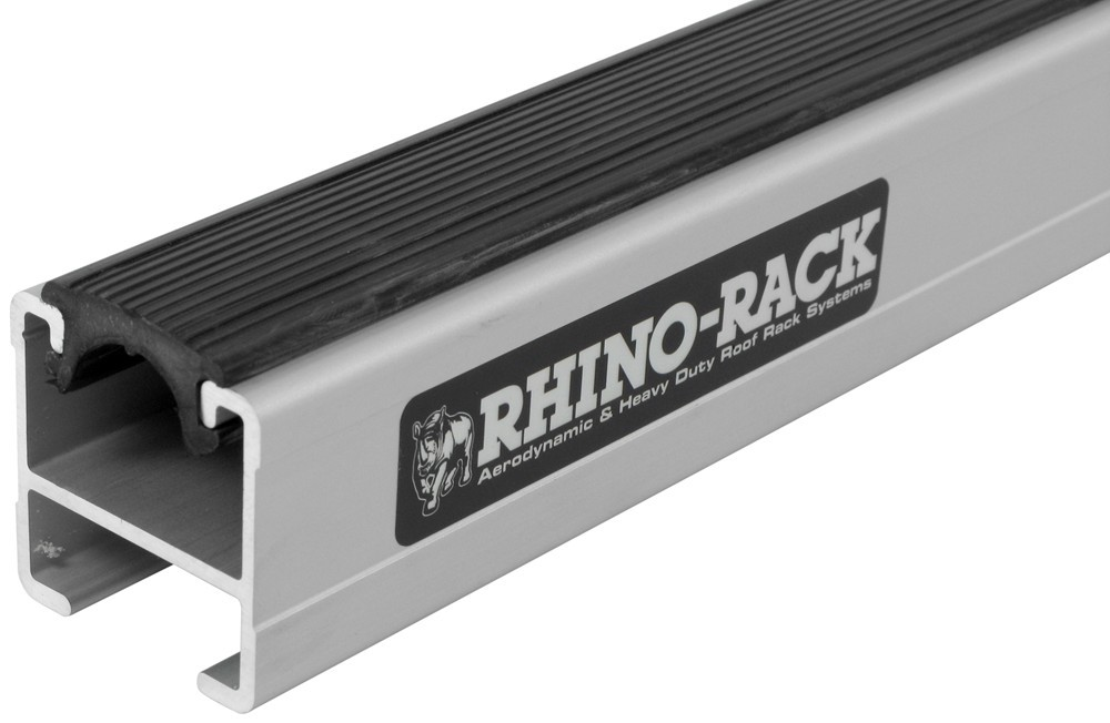 Rhino-Rack Heavy Duty Crossbar Silver 54 inch