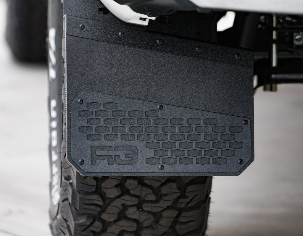 Tacoma Off-Road Mud Flaps (1 Pair)
