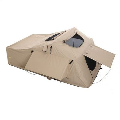 Smittybilt Overlander XL Roof Top Tent (Coyote Tan) - 2883