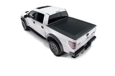 Retrax Tonneau Cover; Manual Retractable; key Lockable