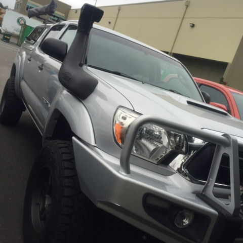Safari Snorkel Kit 2005-2015 Tacoma