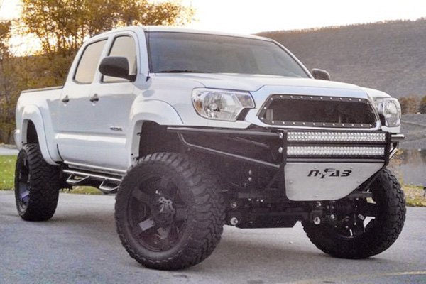 N-Fab Tacoma RSP Prerunner Front Bumper 2005-2015