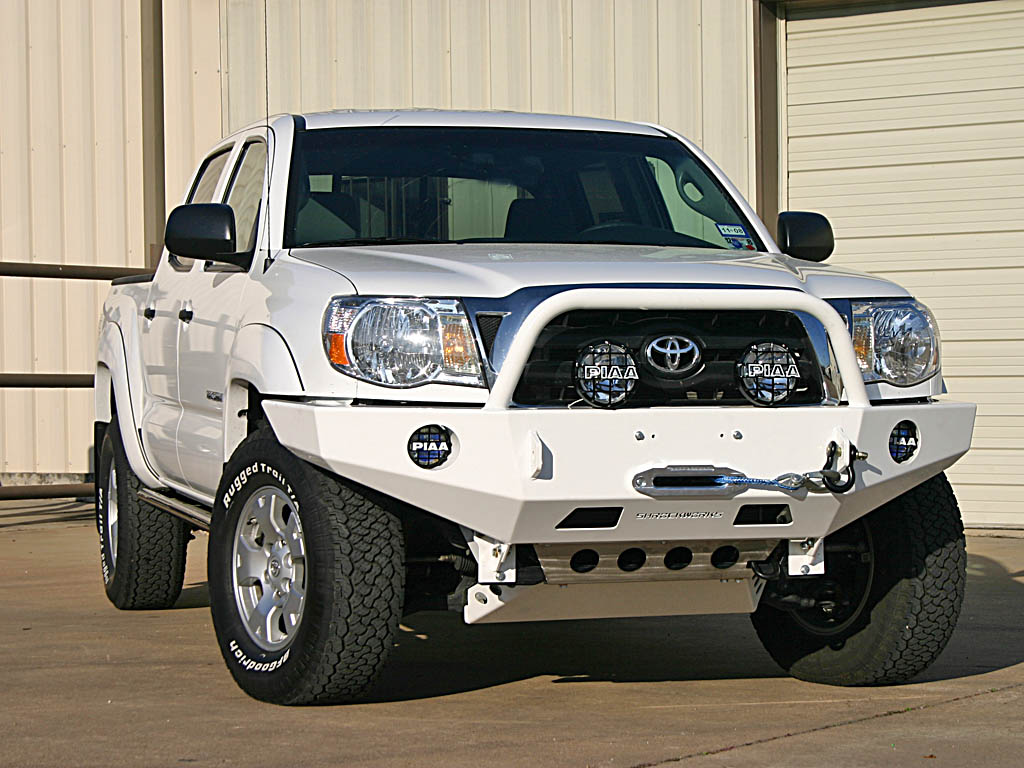 Shrockworks 2005-2015 Tacoma Front Bumper, 4th Generation