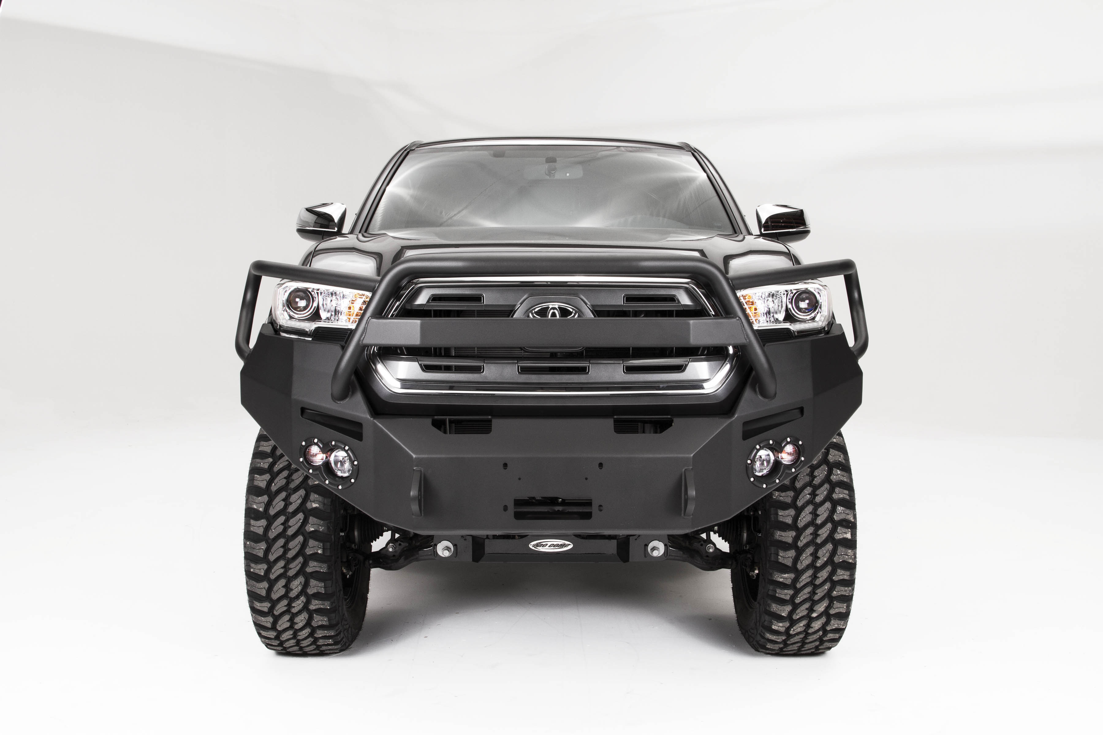 Fab Fours Premium Winch Bumper W/ Full Guard 2016+ Tacoma