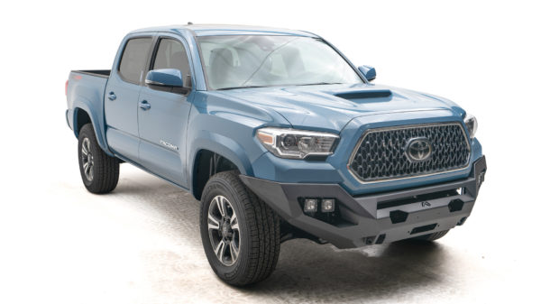 Fab Fours Matrix Winch Bumper W/ No Guard 2016-2020 Tacoma