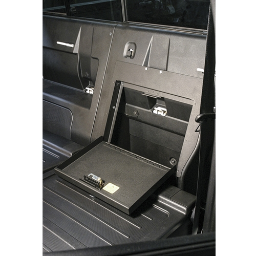 Tuffy Toyota Tacoma Security Cubby Cover 2005-2018 Double Cab