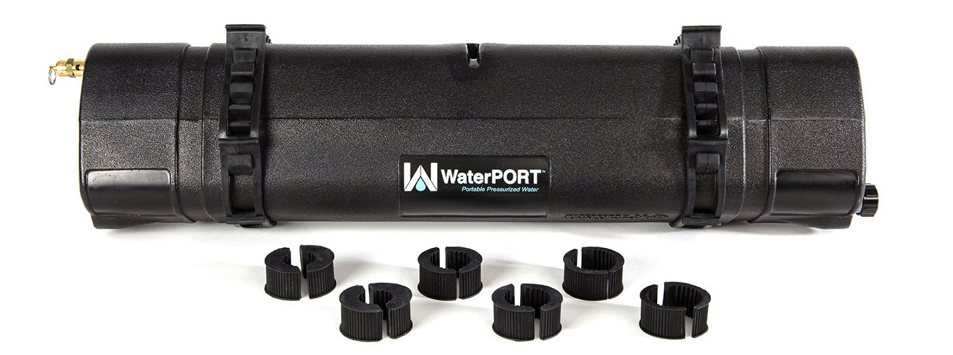 WaterPORT Bar Mount - Round