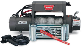 Warn XD9000i Winch