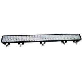 "42"" XMITTER DOUBLE BAR BLACK 160 3W LED'S EURO"
