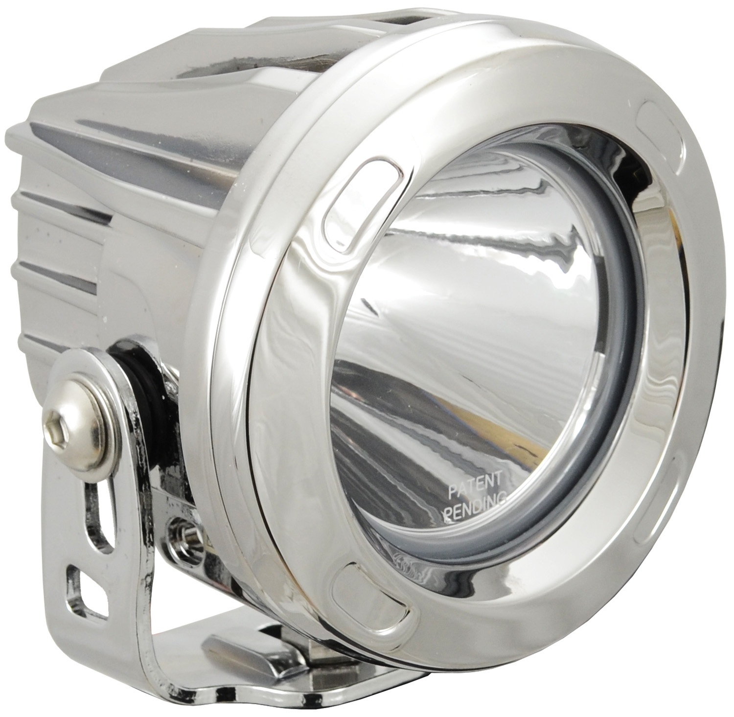 OPTIMUS ROUND CHROME 1 10W LED 10ç NARROW