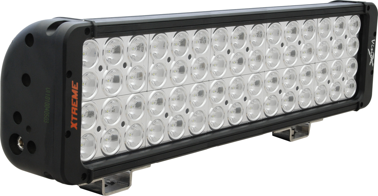 "18"" XMITTER PRIME XTREME LED BAR BLACK 60 5W LED'S 10ç NARROW"