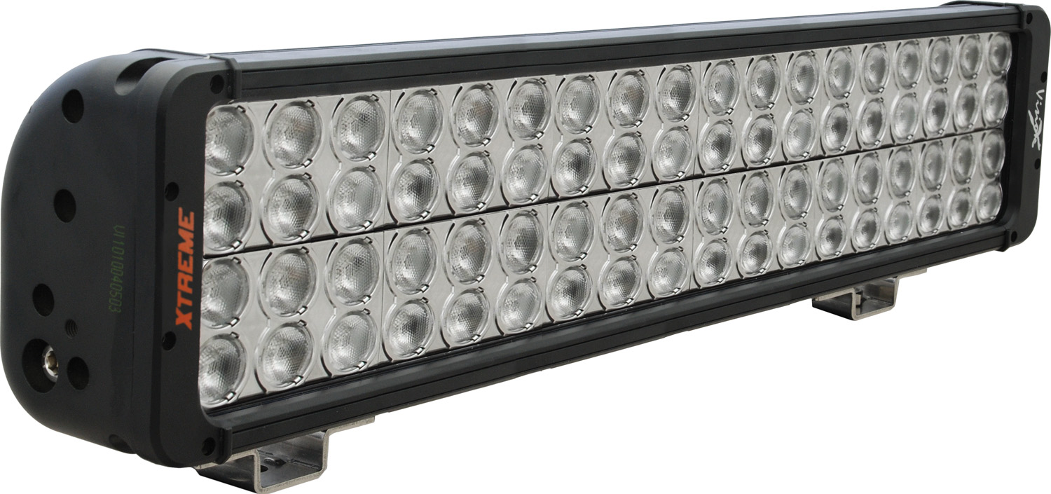 "21"" XMITTER PRIME XTREME LED BAR BLACK 72 5W LED'S 40ç WIDE"