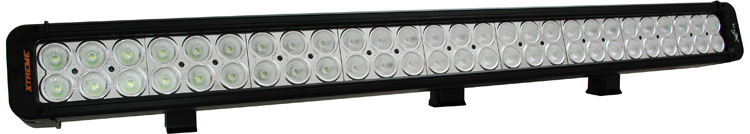 "30"" Xmitter Prime Xtreme LED Bar Black Fifty Four 5-Watt LED's 10 Degree Narrow Beam"