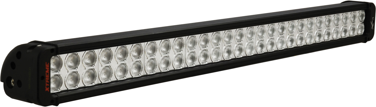 "30"" XMITTER PRIME XTREME LED BAR BLACK 54 5W LED'S 40ç WIDE"