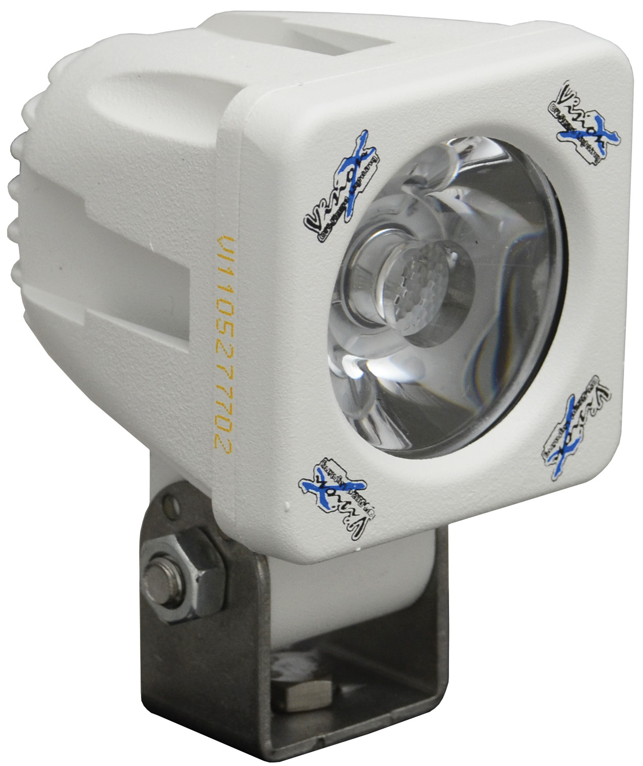 "Vision X 2"" SOLSTICE SOLO WHITE 10W LED 10° NARROW"