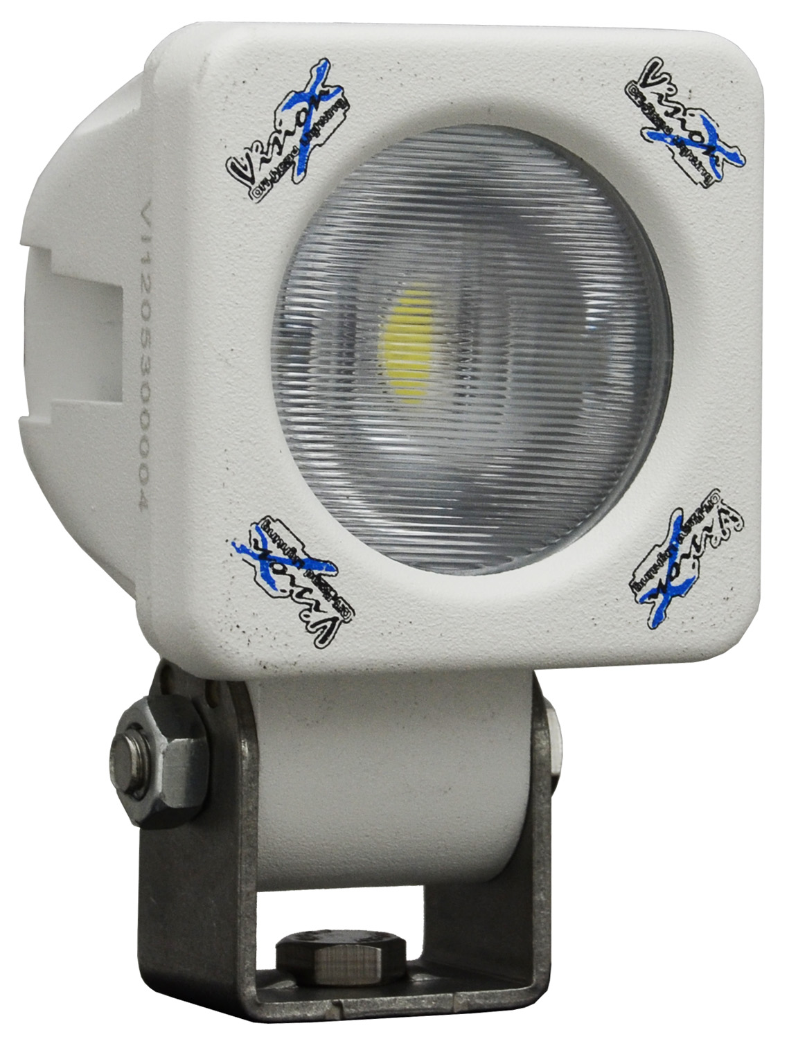 "2"" SOLSTICE SOLO WHITE 10W LED 45°/15° ELLIPTICAL"