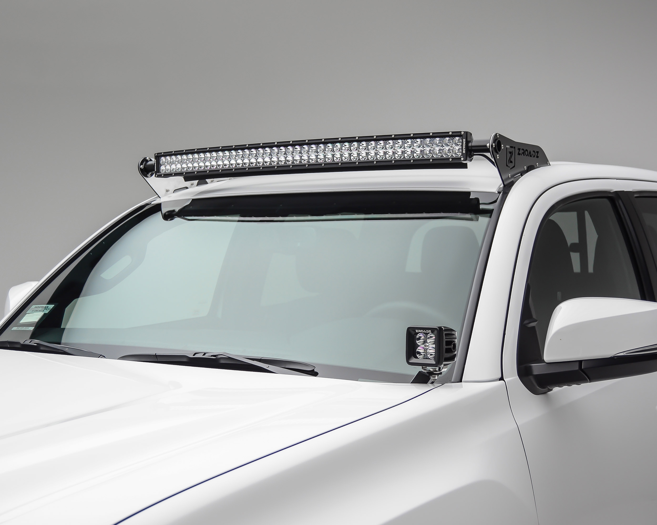 Zroadz 2005 2017 Toyota Tacoma 40 Led Roof Mount Kit With 40 Led