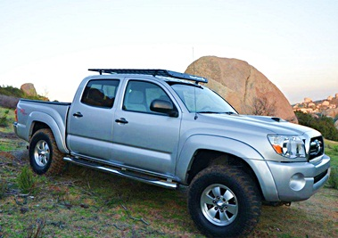 Roof Racks Acc Pure Tacoma Accessories Parts And Accessories