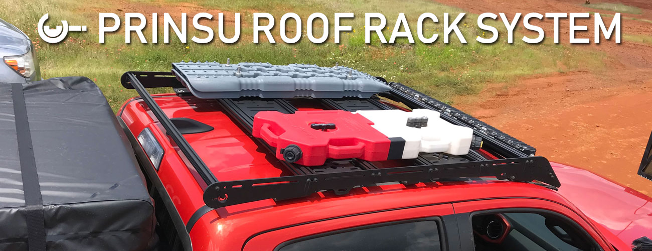 Our best selling roof rack!