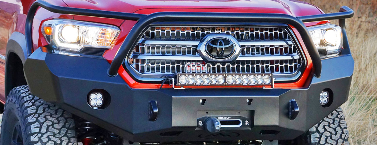 Expedition One Has the Bumper for your 2016 Tacoma!