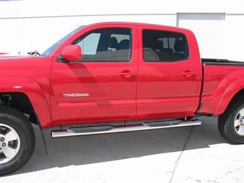 Tacoma Double Cab Sliders/Bars