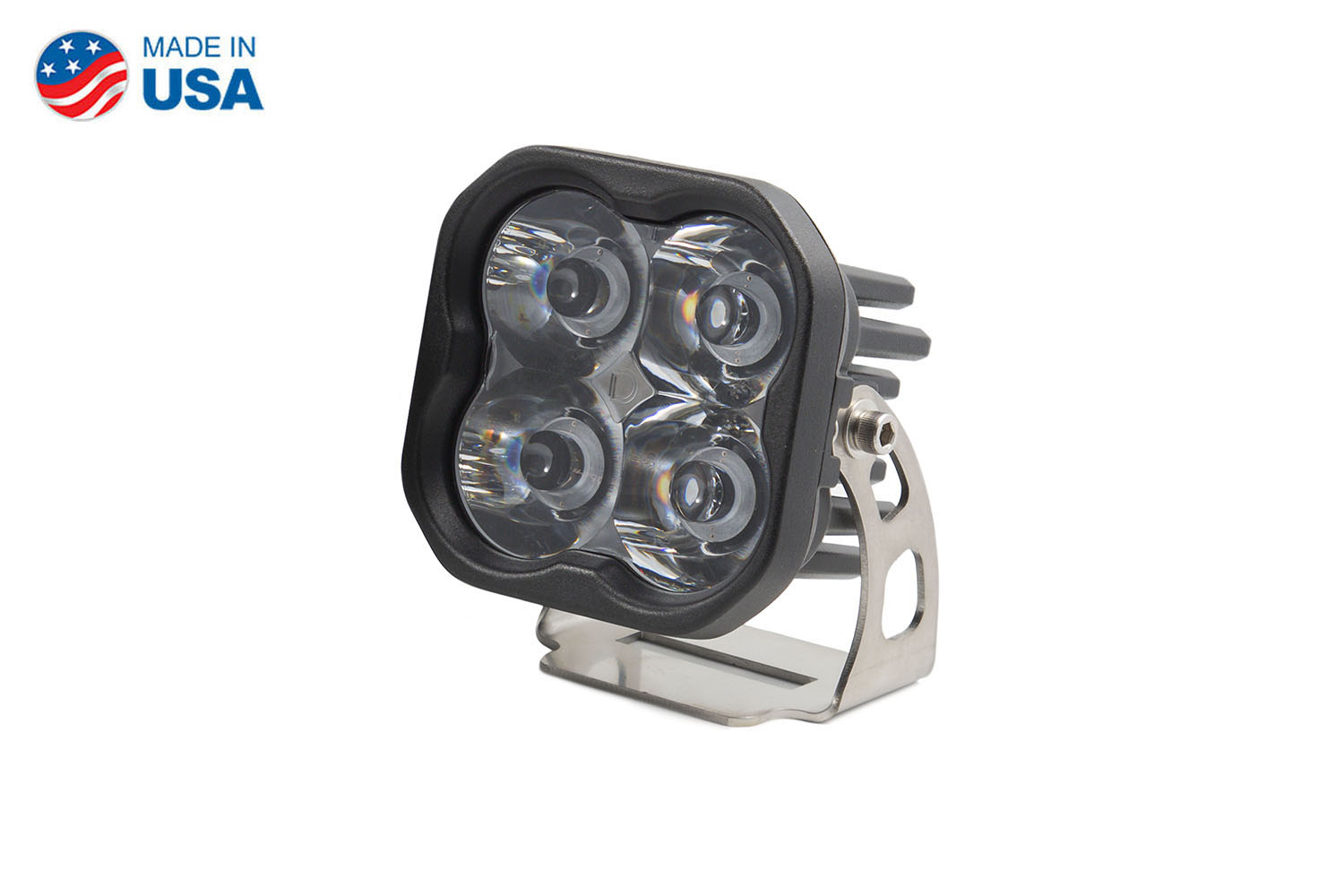 Diode Dynamics Worklight SS3 Pro White SAE Fog Standard (single)