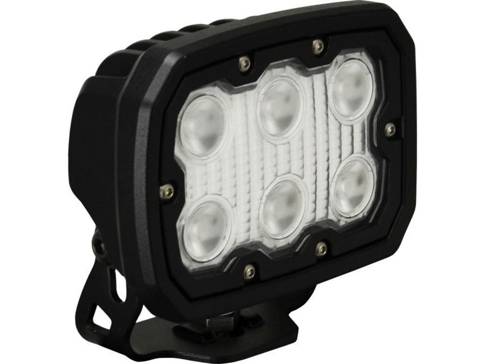 DURALUX WORK LIGHT 6 LED 60 DEGREE