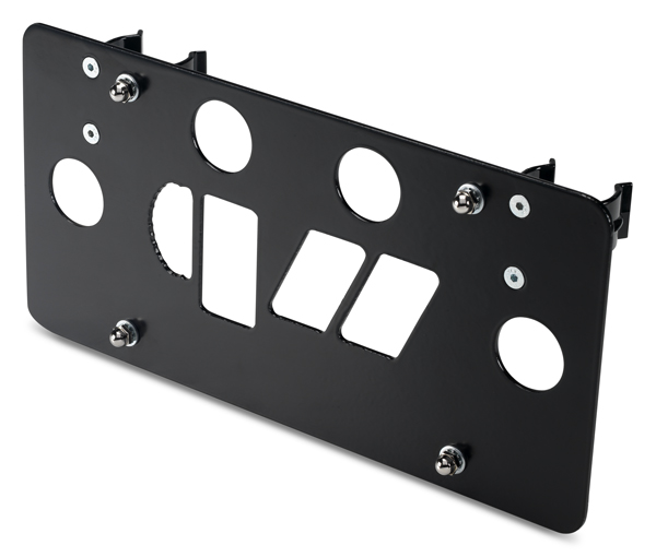 Universal License Plate Brackets - Fairlead License Plate Mount