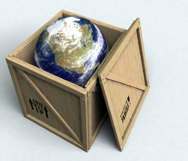 Freight Charges for International Shipment