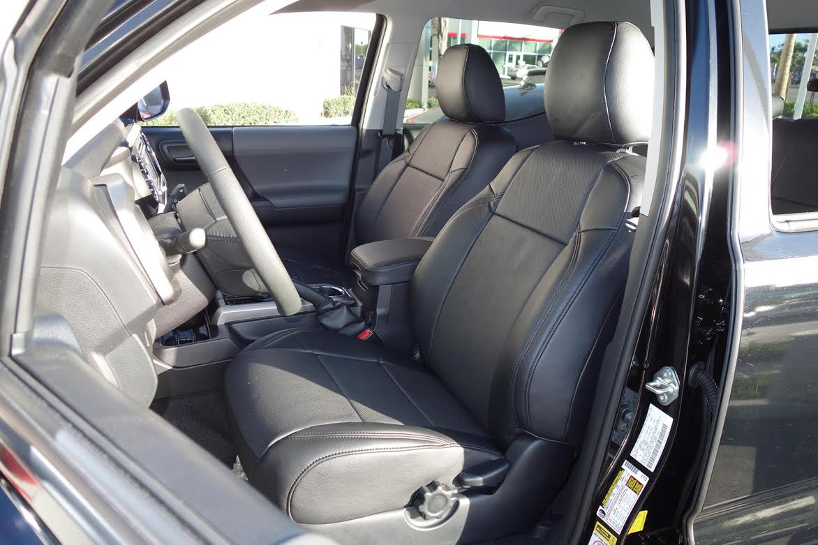 Clazzio Tacoma Cruiser Seat Covers - CUSTOMIZED