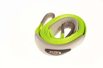 "ARB Strap Wrap 3"" x 16 ft; Green: Nylon"