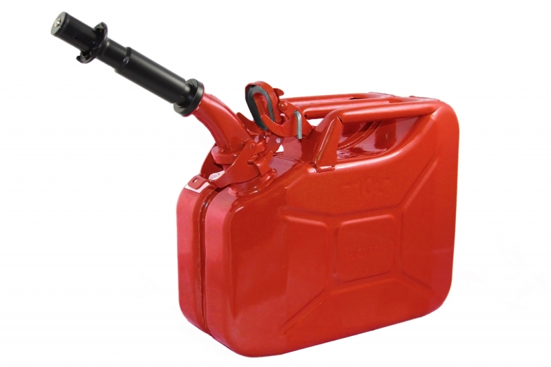 Wavian Red 10 Liter Can System - 1 Can