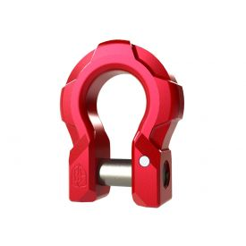 Road Armor iDentity Aluminum Shackle - Red - 1994+