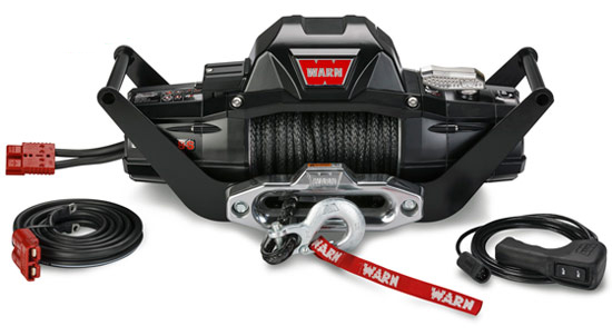 ZEON 8-S Multi-Mount Winch Kit