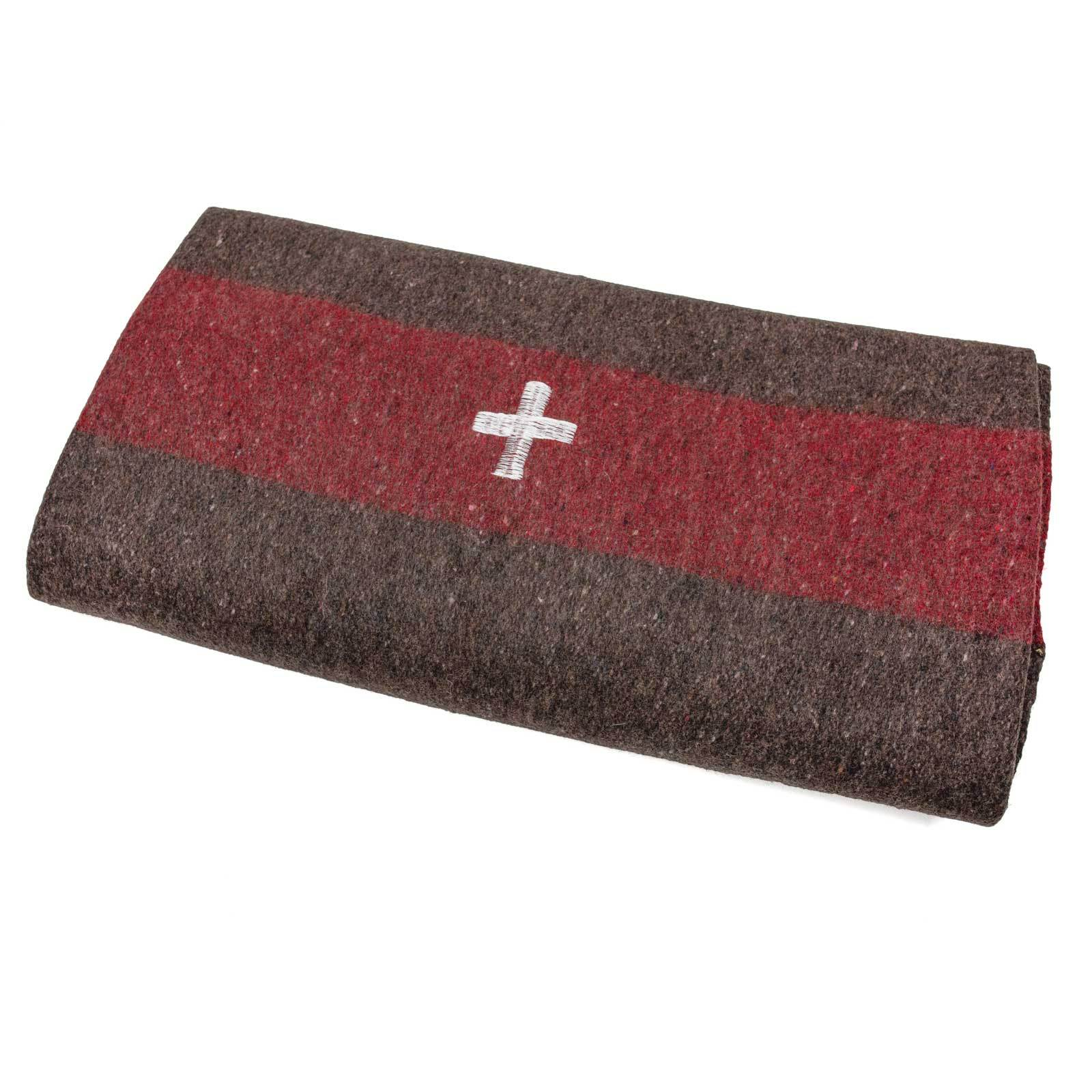 Swiss Army Reproduction Wool Blanket | Premium Quality
