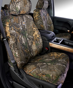 Carhartt Real Tree Tacoma Seat Covers - 2007-2015