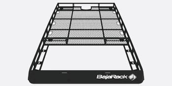 Baja Rack 4Runner Standard Basket (long) Rack (sunroof cutout-mesh floor)