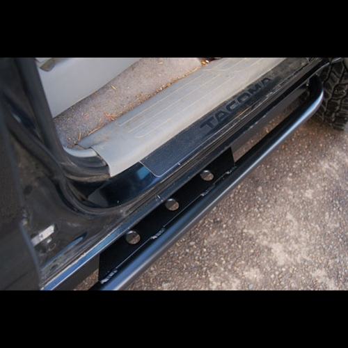 OPOR Tacoma Sliders Short Bed wPowdercoating 2005+