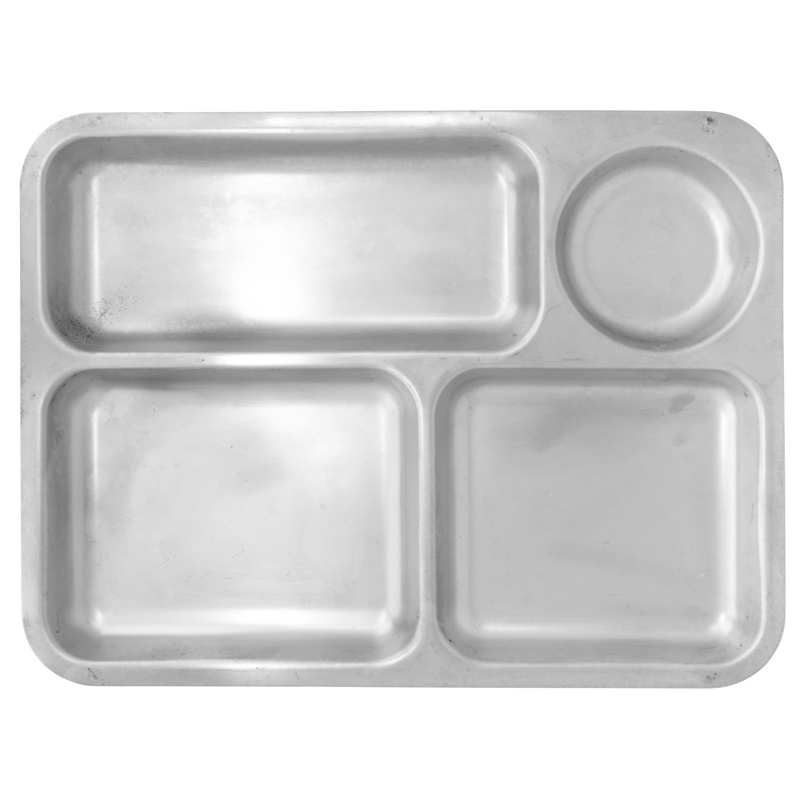 SwissLink Italian Air Force Stainless Cafeteria Tray - Used/New